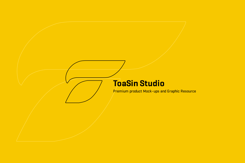 Home - ToaSin Studio | Free & Premium Product Mock-Ups, Graphics