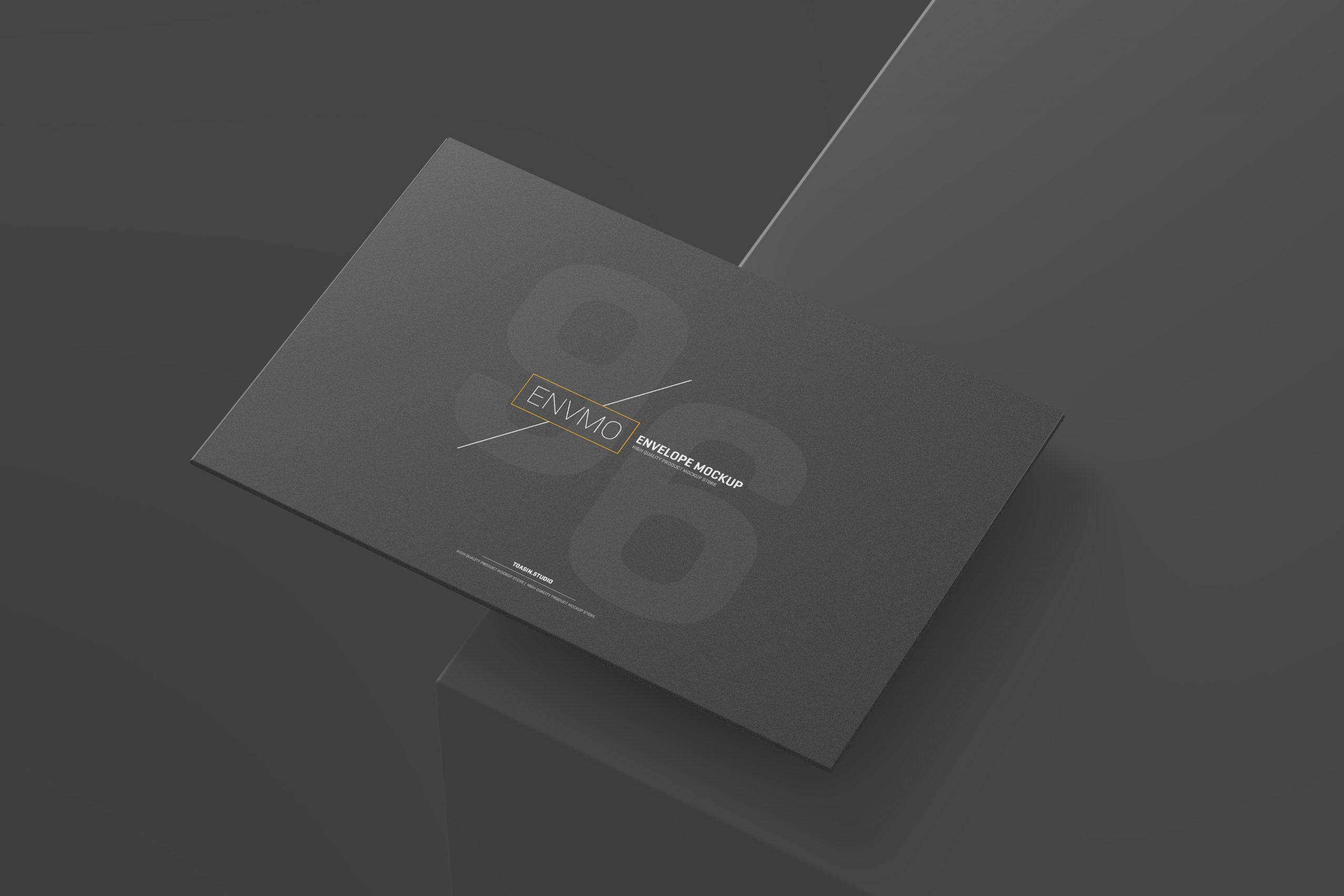 Envelope Mockup – 6×9 Inch